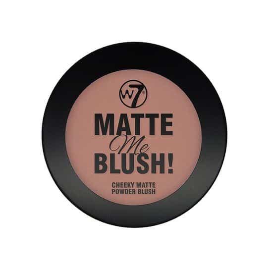 W7 Matte Me Blush El Toro 1