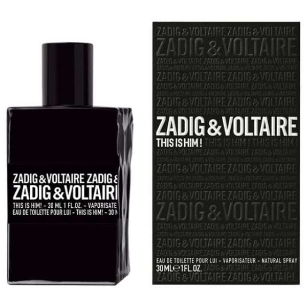 Zadig Voltaire This Is Him EdT 30ml 1