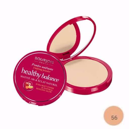 Bourjois Healthy Balance Unifying Powder 56 LIGHT BRONZE 1
