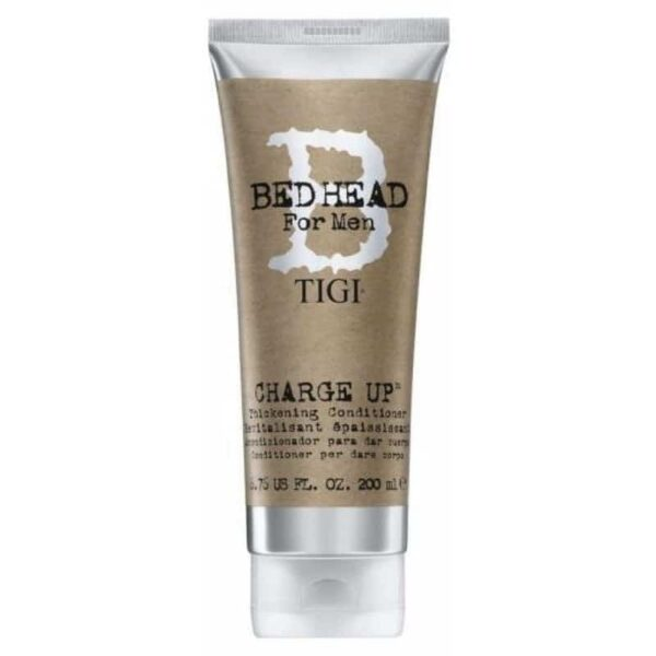 Tigi Bed Head for Men Charge Up Thickening Conditioner 200ml 1