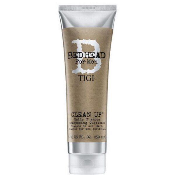 Tigi Bed Head For Men Clean Up Daily Shampoo 250ml 1