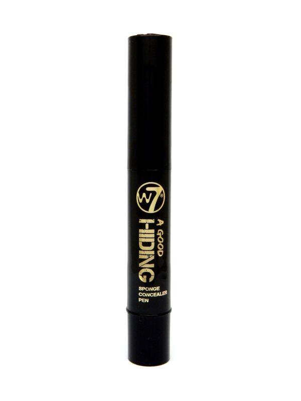 W7 A Good Hiding Sponge Concealer Pen Light Medium 1