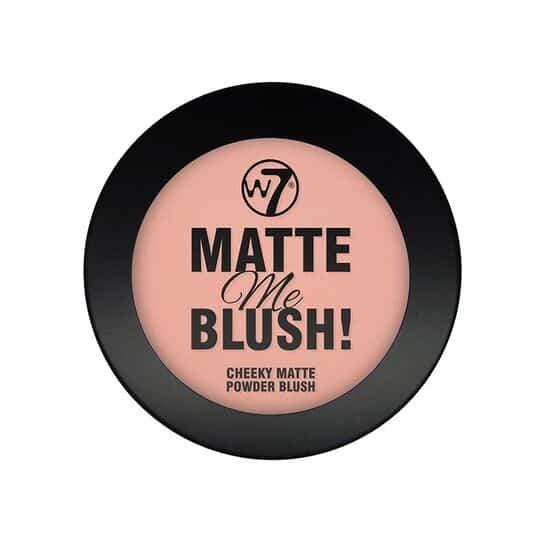 W7 Matte Me Blush 8g 1